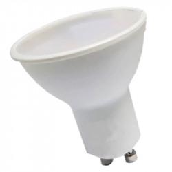 Lámpara led macroled eco dicroica gu10 5w 3000ºk luz...