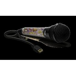 Micrófono maxell usbk-mic karaoke 3 metros