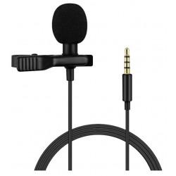 Micrófono corbatero netmak nm-mc5