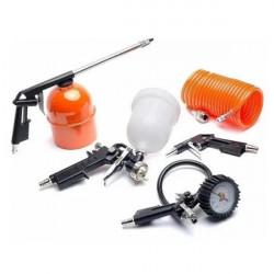 Kit daewoo para compresor de aire 5 piezas