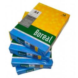 Resma 500 hojas papel a4 75gr boreal