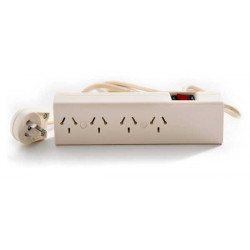 Prolongador binorma richi 4 mod 5m ctermico cable 0.75