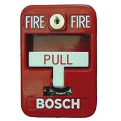 Bosch avisador manual direccionable, accion simple, rojo