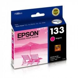 Cartucho para epson original magenta t133320al