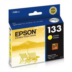 Cartucho para epson original amarillo t133420al