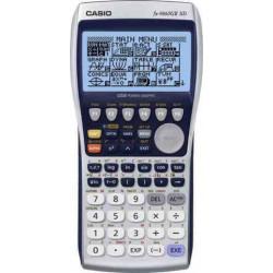 Calculadora graficadora casio fx-9860gii sd...