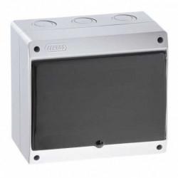 Caja para termica genrod para exterior de pvc con tapa...