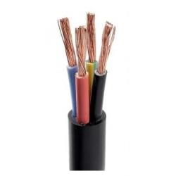 Cable vaina redonda 4x  2.5 mm2 bobina iram 2158