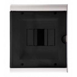 Caja para termica genrod de pvc para embutir 4 modulos...