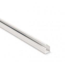 Cablecanal dexson 25x25 con adhesivo blanco 2m