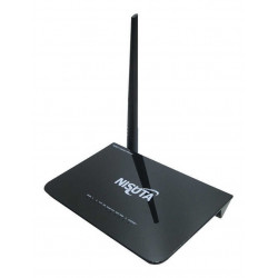 Modem router nisuta nswmr150n2 150mbps 4p