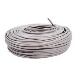 Cable telefonico  interior 755 3 par bobina