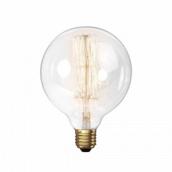 Lámpara led tbc vintage globo g125-f8ww e27 8w luz cálida