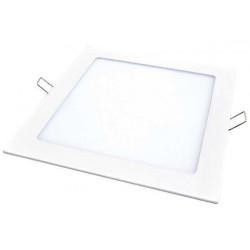 Panel tbc cuadrado led 30w 2200l 230v luz dia