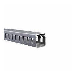 Cablecanal ranurado dexson gris  25x25mm 2m