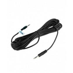 Cable p/audio 3.5 stereo m/m  3m ns-cau35s3 nisuta