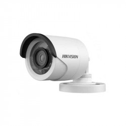 Hikvision camara mini bullet plast.turbo hd 1080p hibrida...
