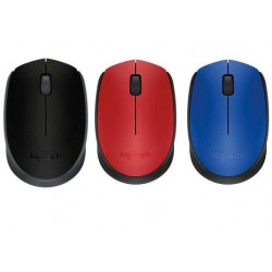 Mouse logitech m170 optico wireless 2.4ghz