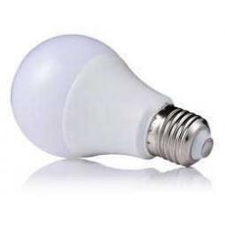 Lámpara led tbc bulbo clp-e27 18w luz cálida