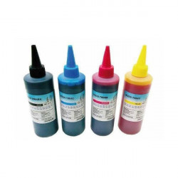Botellon para hp y epson alternativo negro (100ml)