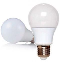 Lámpara led tbc a60-smd bulbo e27 10w 220v luz dia