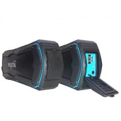 Parlante bluetooth portatil con power bank ns-pa20b
