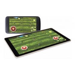 Dual game sticks cursor analogico para tablet y celulares