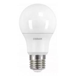 Lámpara led osram bulbo e27 de 4.5w luz cálida