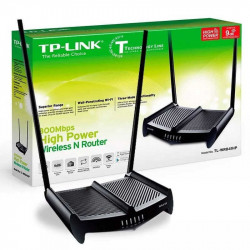 Router wifi tp-link tl-wr841hp 300 mbps