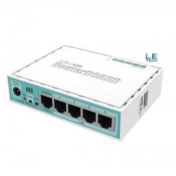 Mikrotik - router  mikrotik  board  750gr3 5 ethernet...