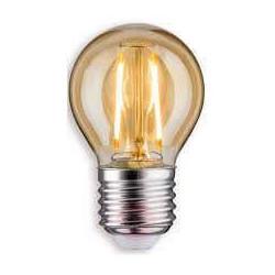 Lámpara led de 2,5w vintage gota e27