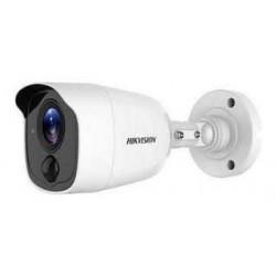Camara hikvision bullet 2mp sensor pir con flash led...