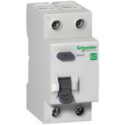 Interruptor diferencial  30ma 2x 40a