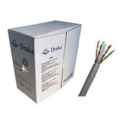 Cable utp prysmian draka interior cat 6 por metro