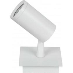Spot candil tempano 1 luz gu10 blanco