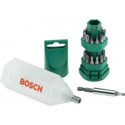 Set de puntas bosch atornillador big bit 25 piezas
