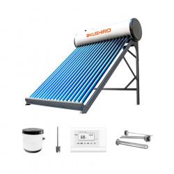 Termotanque solar 200l c/accesorios