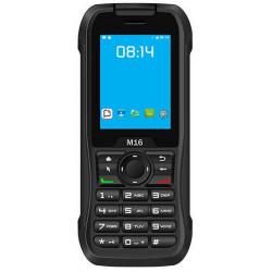 Teléfono celular veah m16 libre de color negro