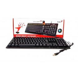 Genius teclado kb-102 black usb