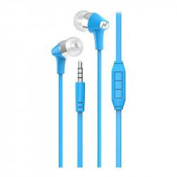 Auricular noga ng-094az con microfono in-ear longitud del...