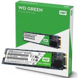 Disco solido ssd western digital green 120gb m.2.