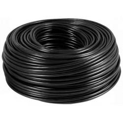 Cable vaina redonda 2x0.75 mm2 x metro grosor de 6,35mm...