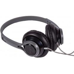 Auricular maxel hp-360 legacy con microfono vincha ajustable