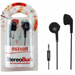 Auricular maxell eb95 con microfono earbuds