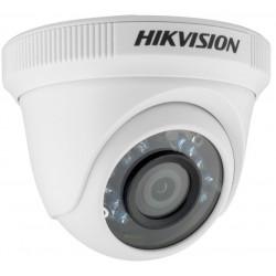 Hikvision camara tipo mini domo hibrida 4 en 1 1080p ip66...
