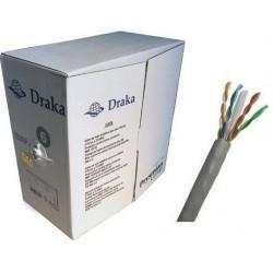 Cable utp prysmian draka exterior categoria 6 por metro