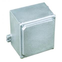 Caja aluminio conextube estanca 100x 100x 100mm