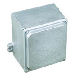 Caja de aluminio conextube estanca 100x 100x 60mm