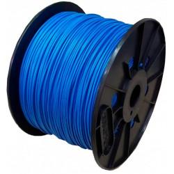 Cable unipolar 1x  4  mm2 bobina celeste iram 2183