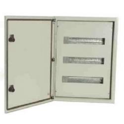 Gabinete estanco gen rod 18/24 termica bipolar 45x60x10cm